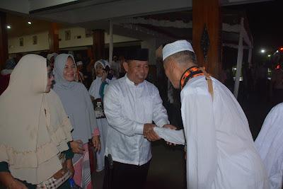 622 Jamaah Haji Trenggalek Pulang, Pemkab Lakukan Penyambutan