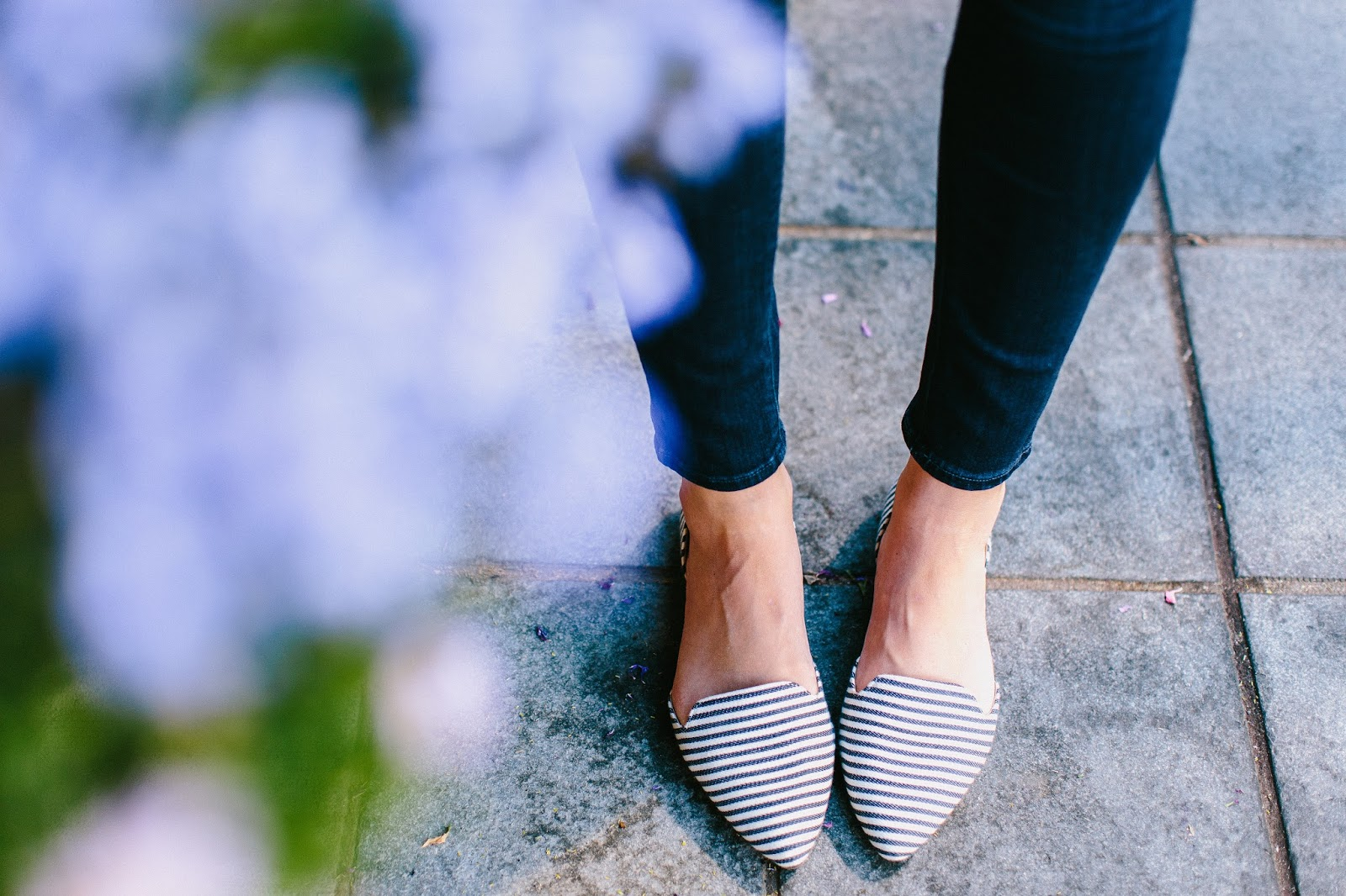 striped flats, summer shoes, striped shoes