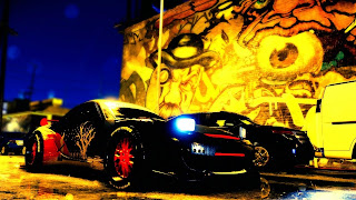 Need for Speed PS3 Background