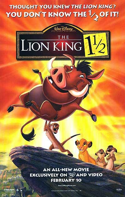 watch the lion king 1 1  2  2004  online for free full