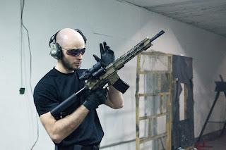 Senapan Serbu AR-15