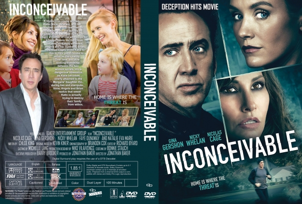 Film Inconceivable (2017)