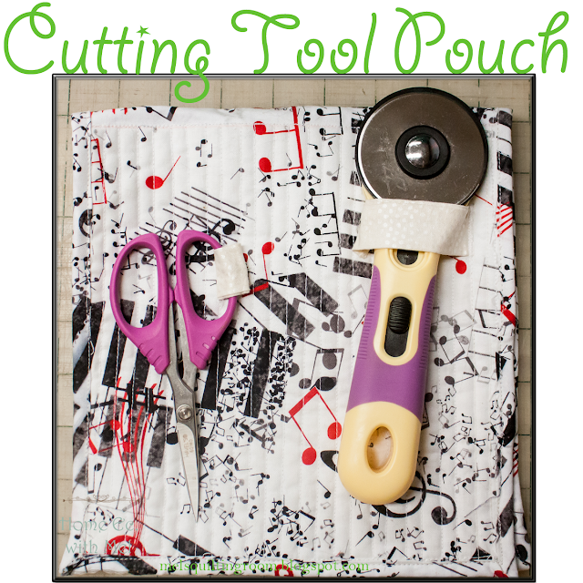 cutting tool pouch