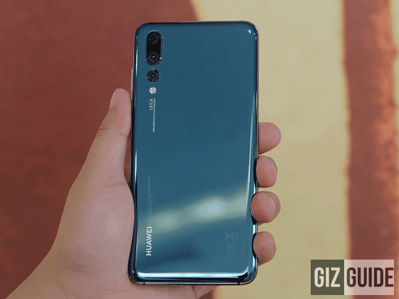 huawei p20 pro with triple leica cameras