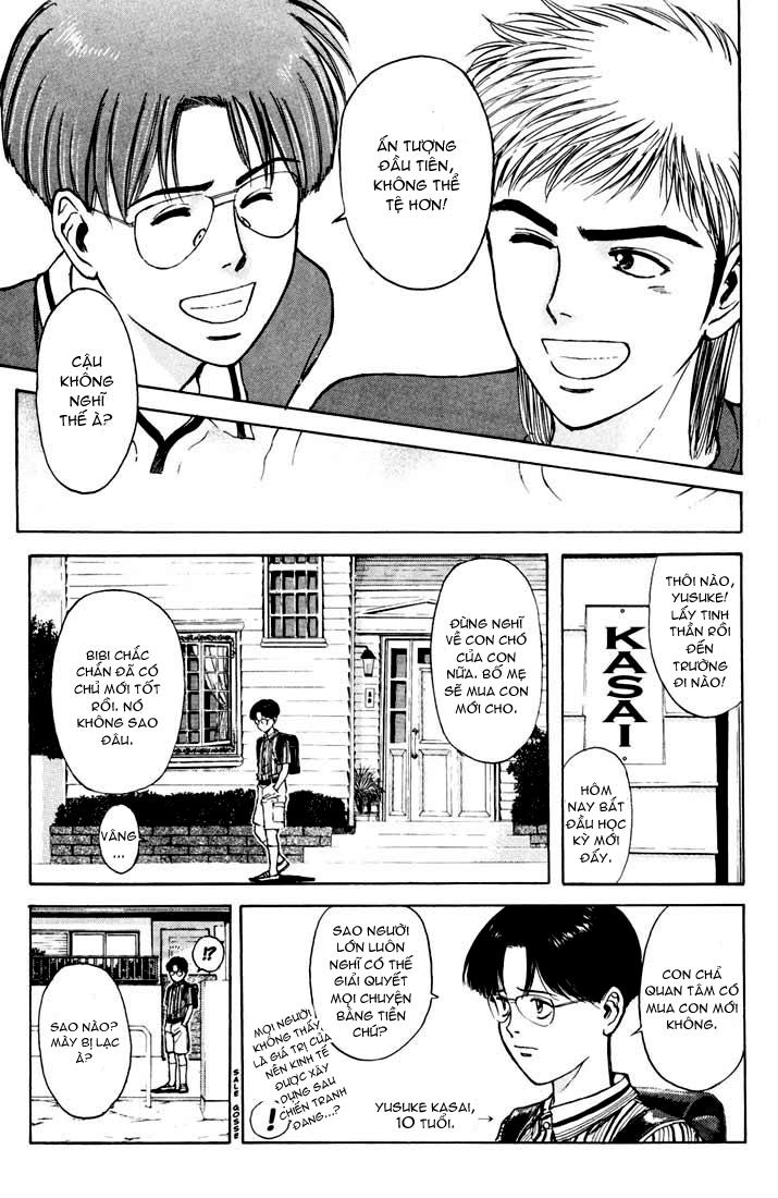 Psychometrer Eiji chapter 57 trang 8