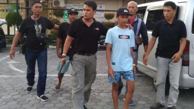 Hina Jokowi di Facebook, Remaja di Lombok Langsung Ditangkap Polisi