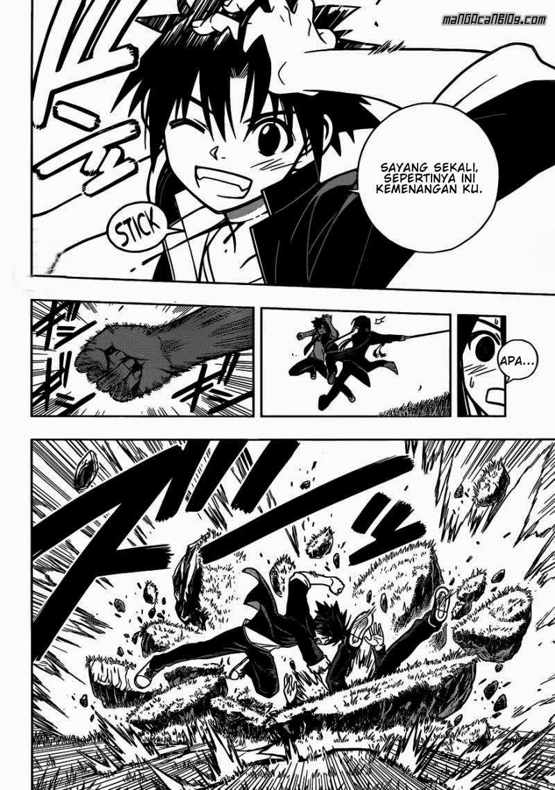 Baca Manga UQ Holder! Chapter 4 Bahasa Indonesia
