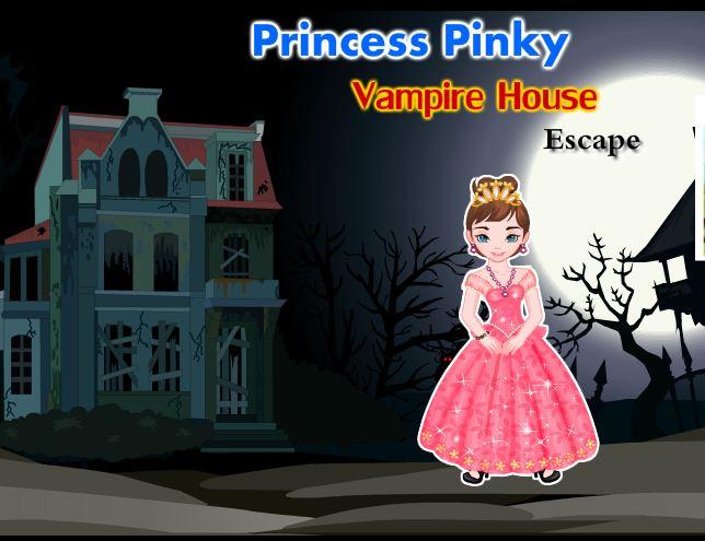 PinkyGirlGames Vampire Ho…