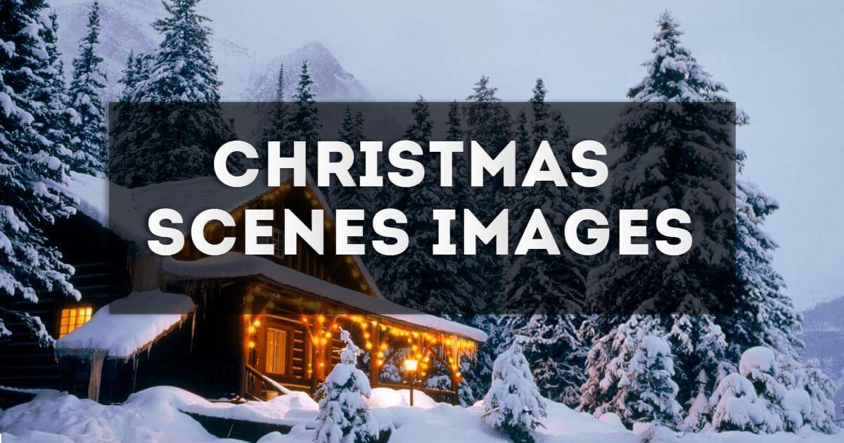 christmas scenes images christmas scenes wallpaper