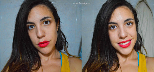 MOART Velvet Lipstick T1 Ready To Hot Review