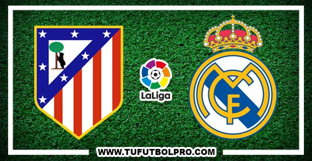 Ver Atlético Madrid vs Real Madrid EN VIVO Por Internet Hoy 19 de Noviembre 2016