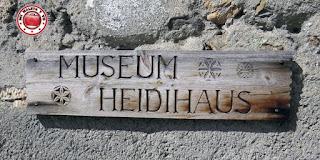 Maienfeld - Heididorf - Suiza