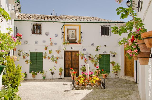 Priego de Córdoba andalucia visitar turismo viaje pueblo