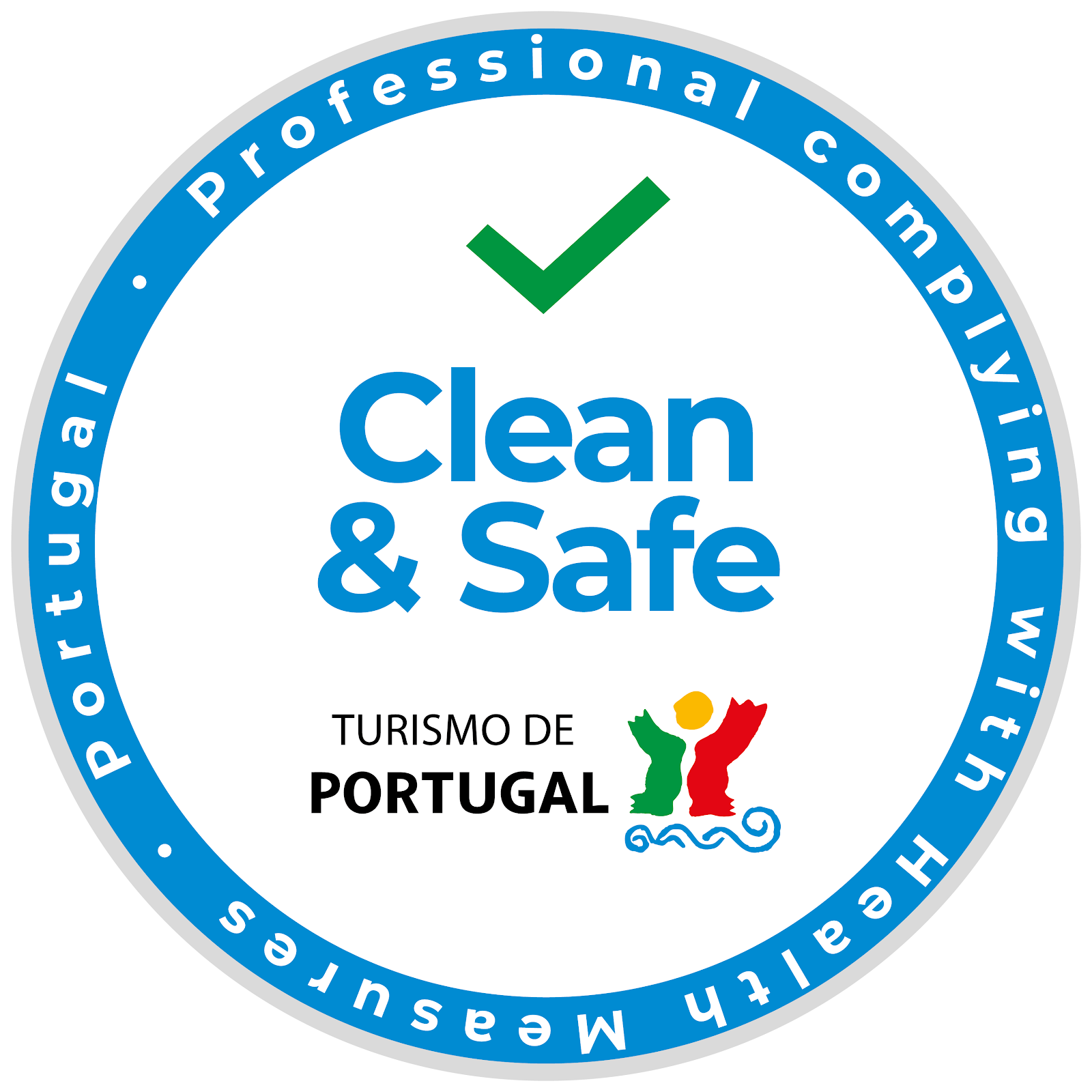 Clean&Safe by Turismo de Portugal