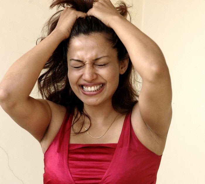 Armpit Actress Photo: Asha Saini Armpit