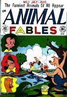 Animal Fables 1 cover