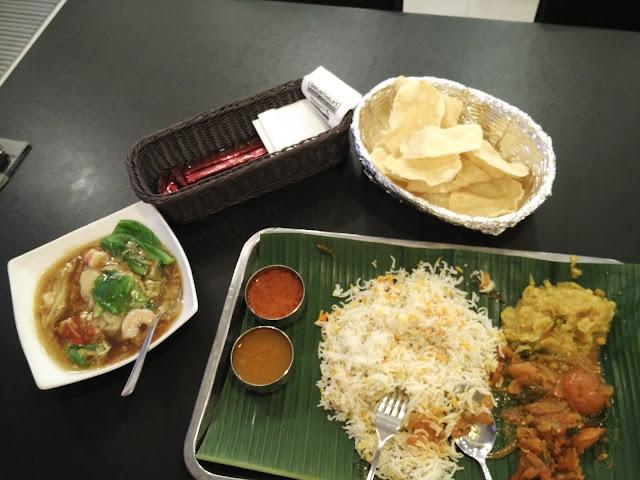 sakunthala restoran singapore