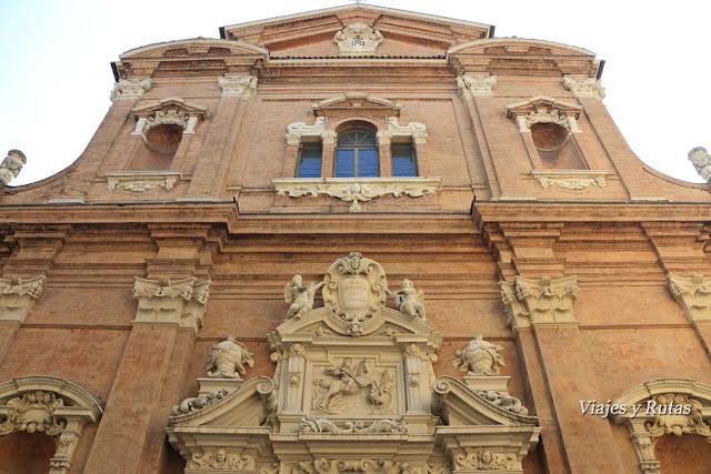 Iglesia de San Giorgio, Reggio Emilia