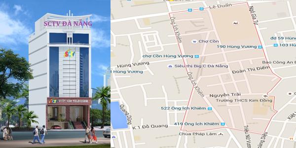 Truyền hình cáp SCTV phường Hải Châu 2, quận Hải Châu, Đà Nẵng