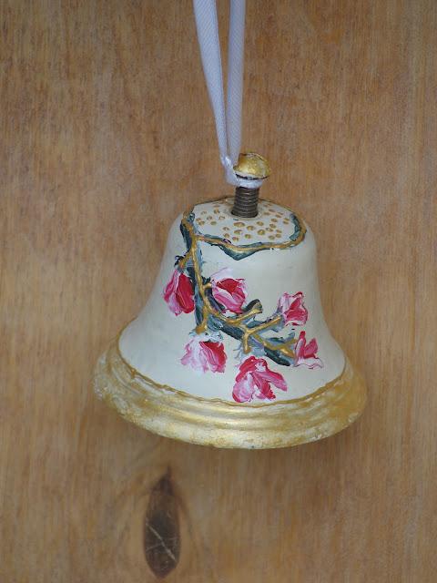 Malowany dzwonek ^^