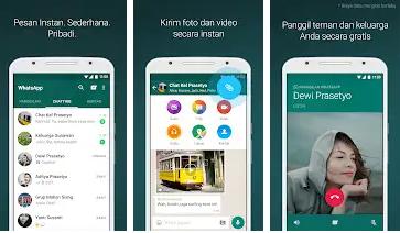 Coba Ini ! Macam-Macam Aplikasi WhatsApp Terbaik & Terbaru di Tahun 2019