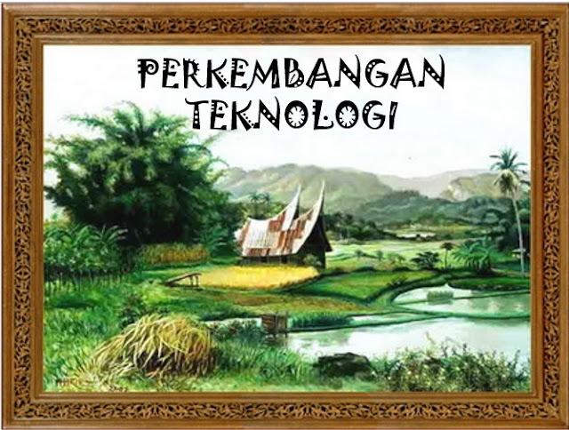 perkembangan teknologi pada zaman manusia purba