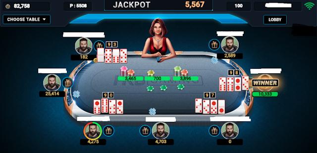 Bandar Ceme Online dengan 7 Game Kartu Terpopuler di QQPoker188.com
