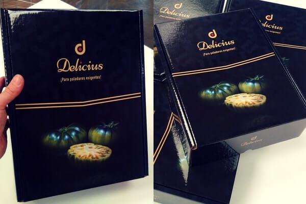 cajas para productos gourmet