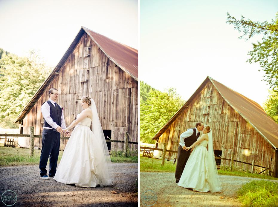 A Gorgeous Farm Wedding At Pomeroy Living History