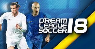 Dream league soccer 2018 apk splash screen image
