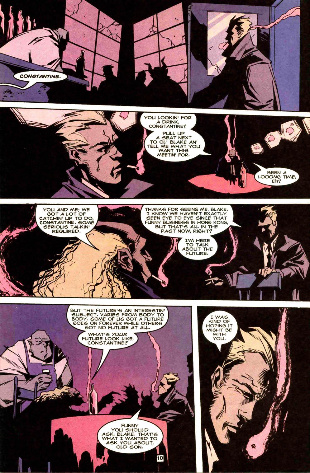 Swamp Thing (1982) #169 #177 - English 11
