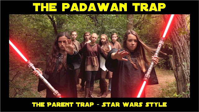 The Padawan Trap - Star Wars Fan Film by Studio4