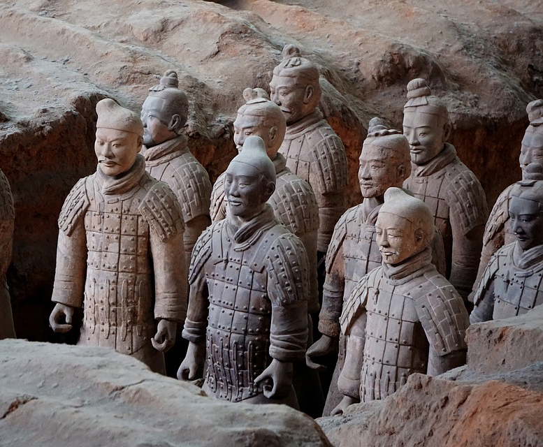 Things You Must Know About Terracotta, How were the terracotta warriors preserved so well?