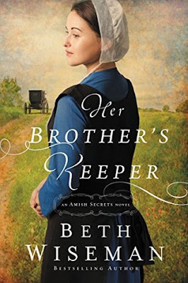 Heidi Reads... Her Brother's Keeper by Beth Wiseman