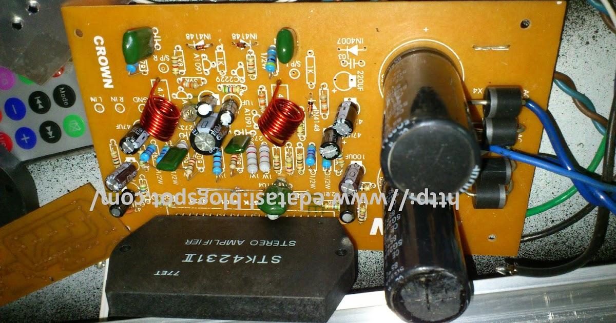 Power Amplifier Circuit Amplifiercircuit Circuit Diagram Seekic