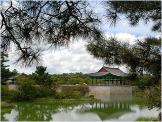 สระอานับจี (Anapji Pond)