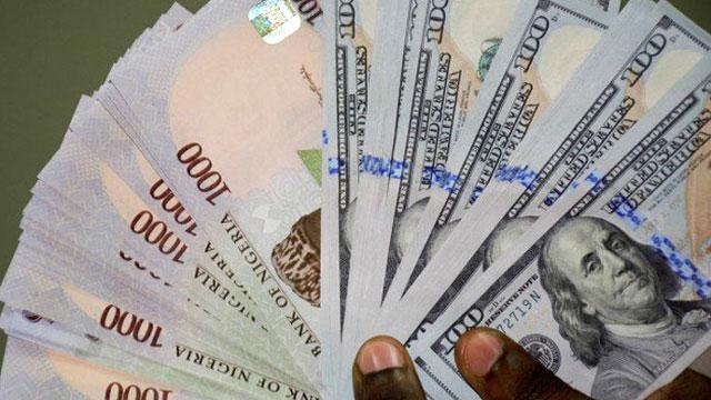 Naira drops to 390/dollar, CBN sells fresh $246m