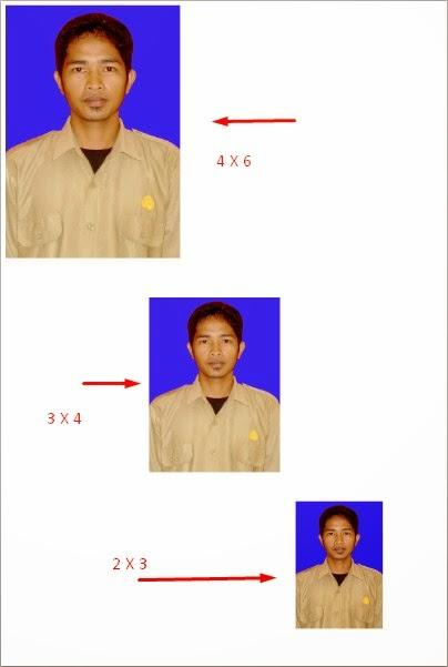 Ukuran 4x6 Photoshop : ukuran, photoshop, Membuat, Ukuran, Dengan, Photoshop, VOCASHOP