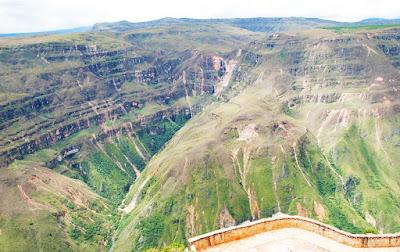 Cañon del Sonche, Huancas, Sonche Canyon, Que ver en Chachapoyas, Chachapoyas