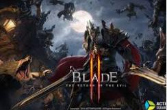 Tampilan game blade 2 yang sangat real
