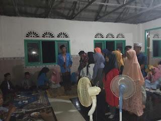 Tutup PKD, PMII Komisariat Al-Mansyuriah dan Tastura Praya Resmi Di Lantik
