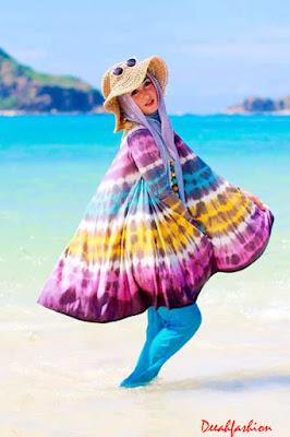 baju muslim spring summer