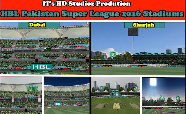 HBL Pakistan Super League 2016 Stadiums For Cricket 07