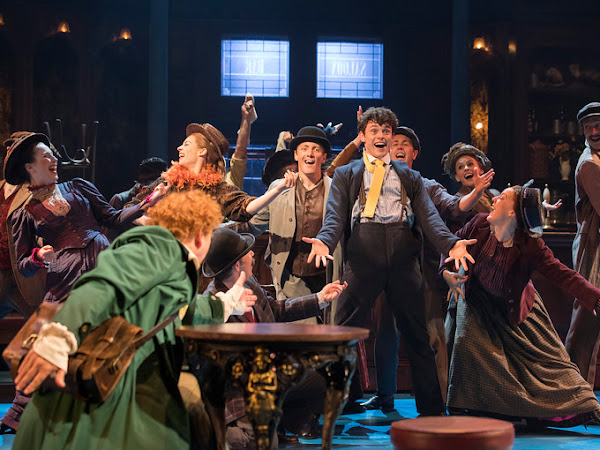 Half a Sixpence, Noel Coward Theatre: Behind The Scenes | Review