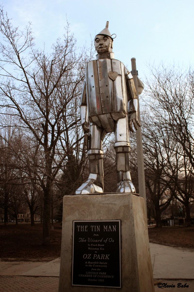 Tin Man Oz Park