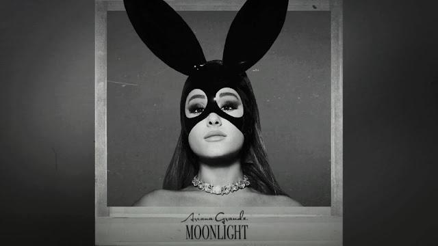 Lirik Lagu Ariana Grande - Moonlight