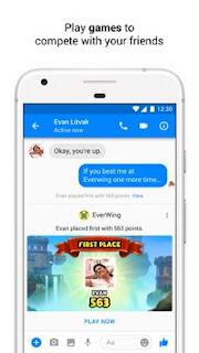 تحميل وتنزيل فيس بوك ماسنجرMessenger APK التحديث الجديد 2018 اخر اصدار مجانا برابط مباشر تسجيل الدخول