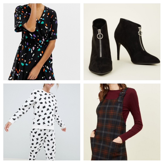 Affordable Autumn fashion wishlist - www.nourishmeblog.co.uk