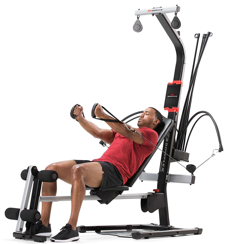 Bowflex Treadclimber Fold Up: Health And Fitness Den: Bowflex PR1000 100661 MY17 Home