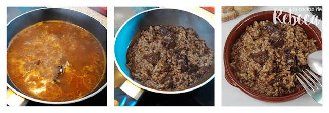 Receta de arroz con liebre 02